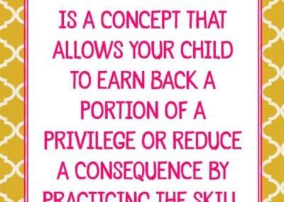 Correcting Behaviors: Definition