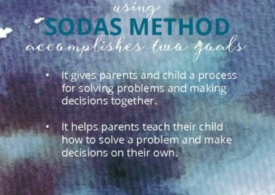 SODAS: Accomplishes Two Goals