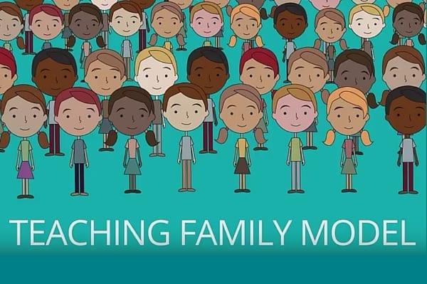 Our Teaching-Family Model Family