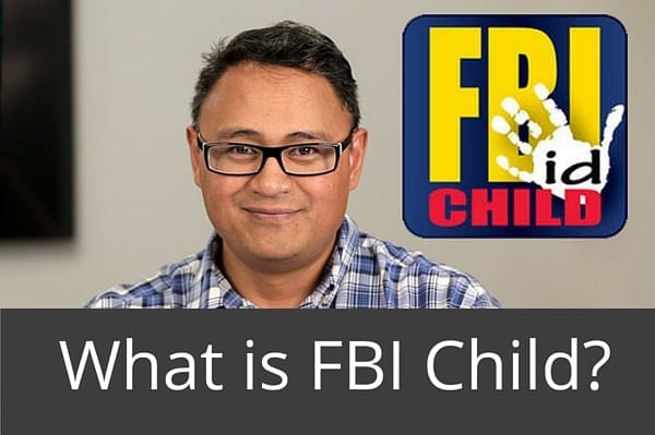 What is FBI Child? A helpful app for parents