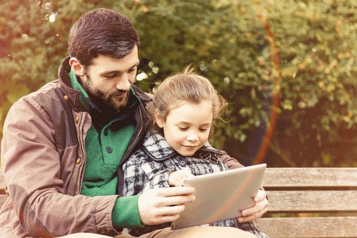How geolocation is a danger to your children
