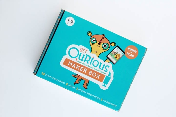Get Qurious Maker Box Review