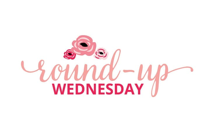 Round-Up Wednesday (July 22, 2015)