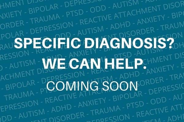 Specific diagnosis? We can help. Coming soon!