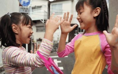 How to teach kids to be kinder