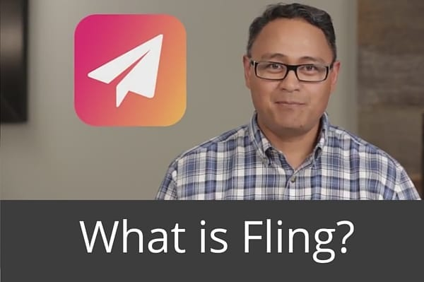 What is Fling? An app review for parents