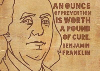 Preventive Teaching: Ounce of Prevention
