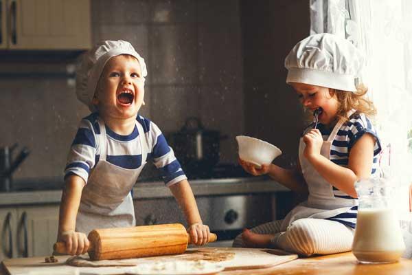 Natural vs artificial motivators for kids