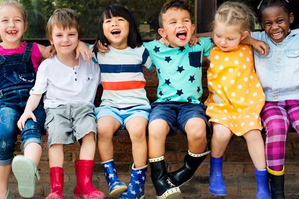 5 keys for raising emotionally healthy children