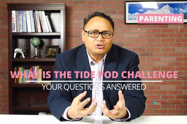 Viral Video Dare | Tide Pod Challenge