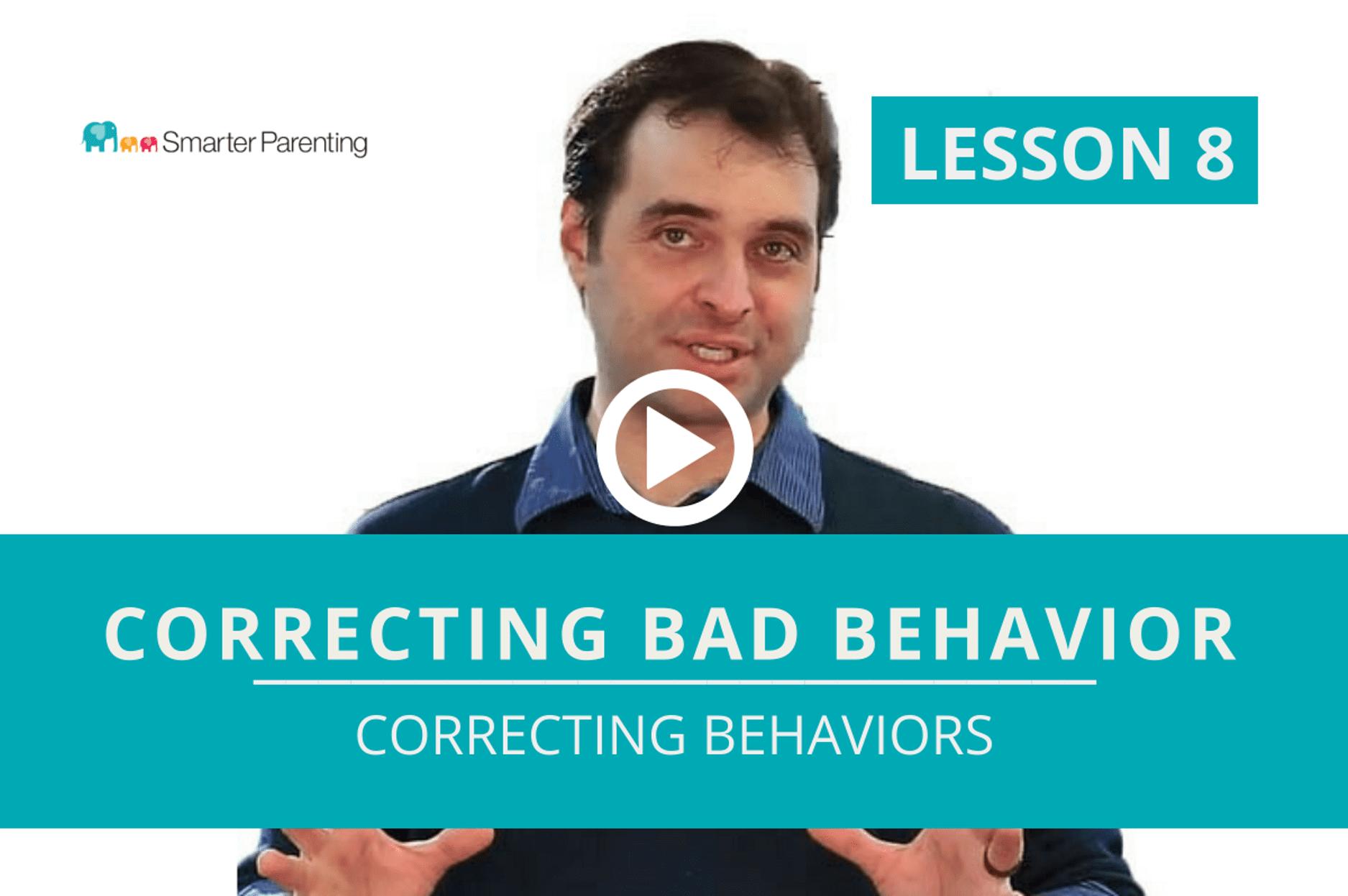 Effective Negative Consequences lesson link