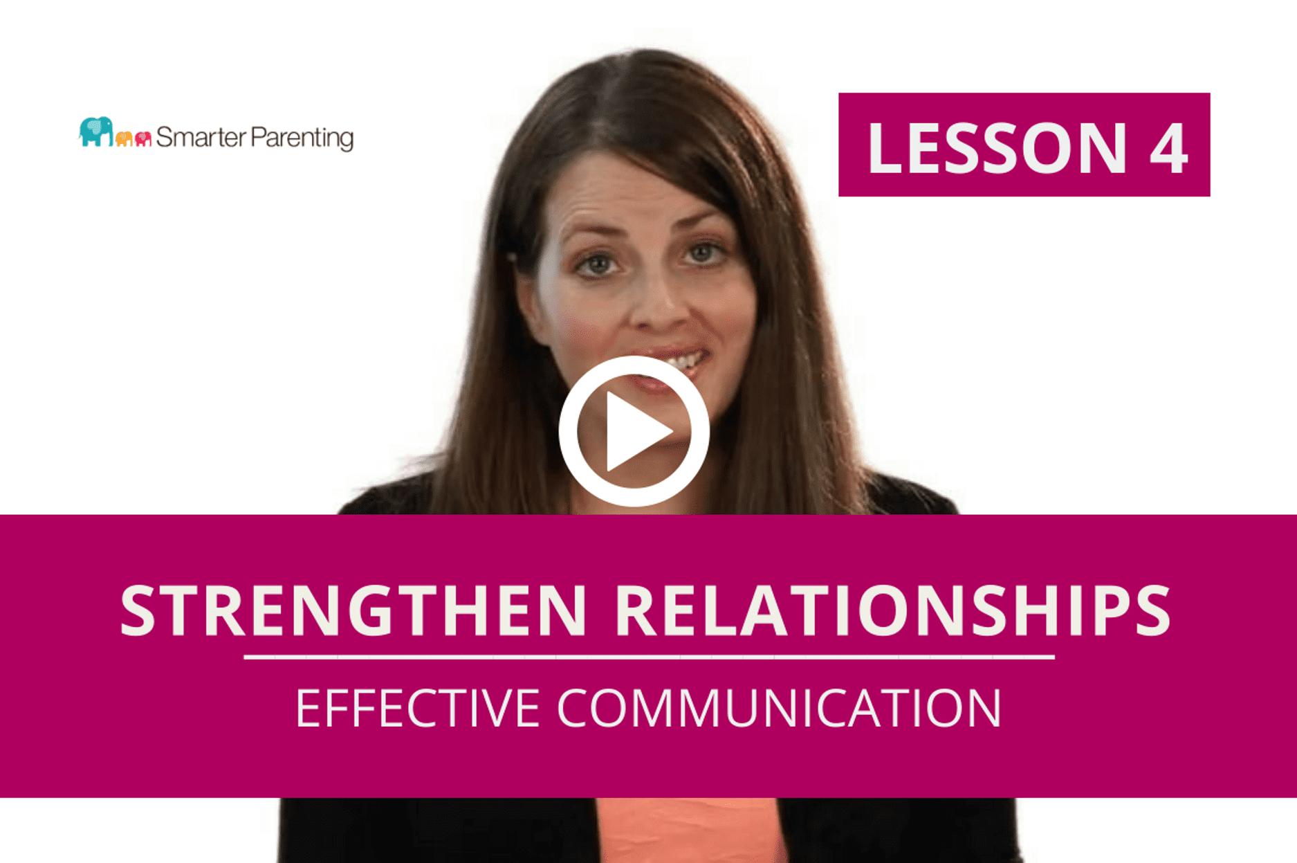 Effective Communication lesson link