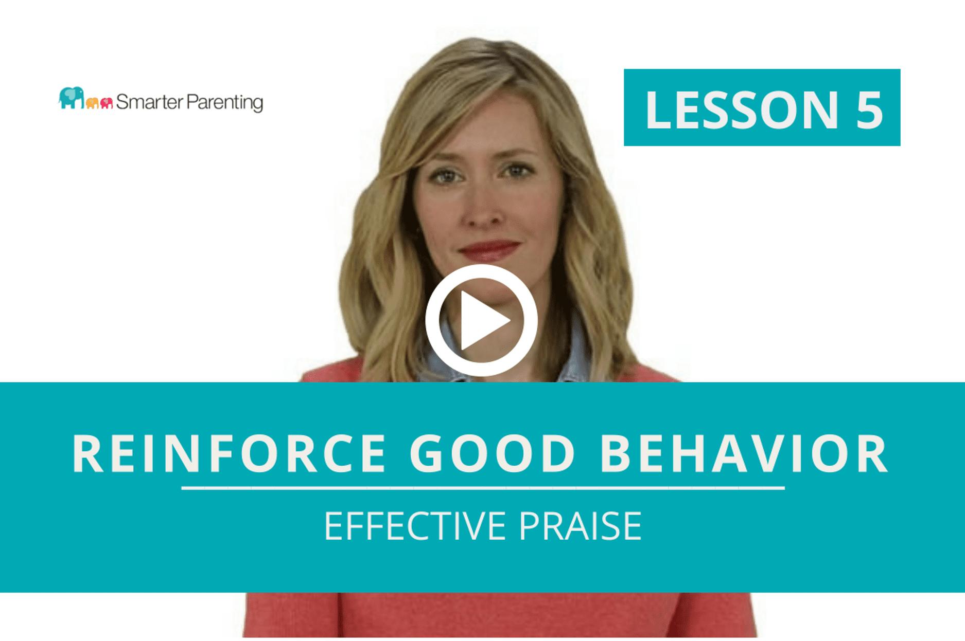 Effective Praise skills link