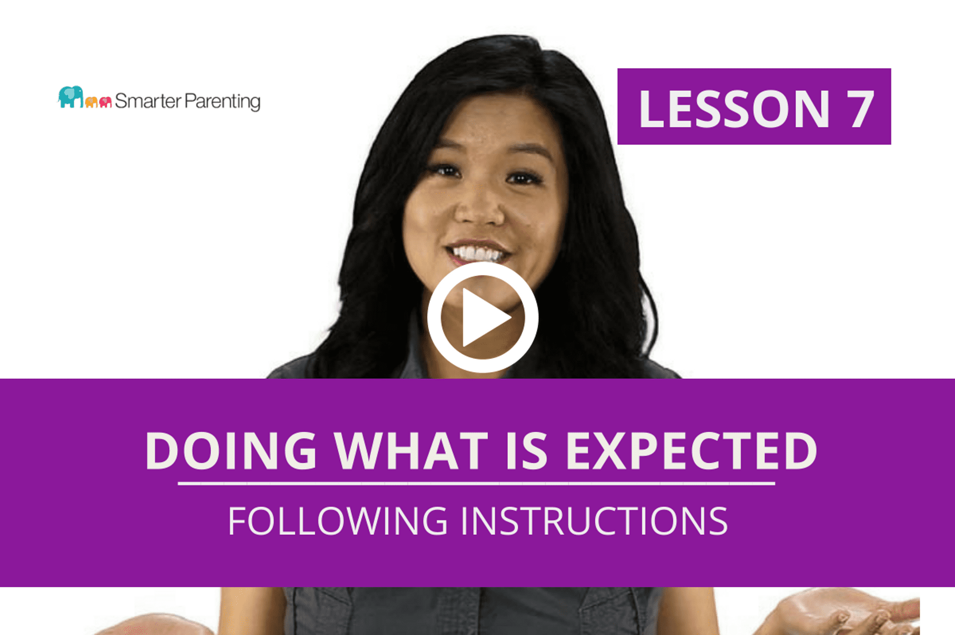 Following Instructions lesson link