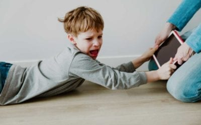 When ADHD kids become violent