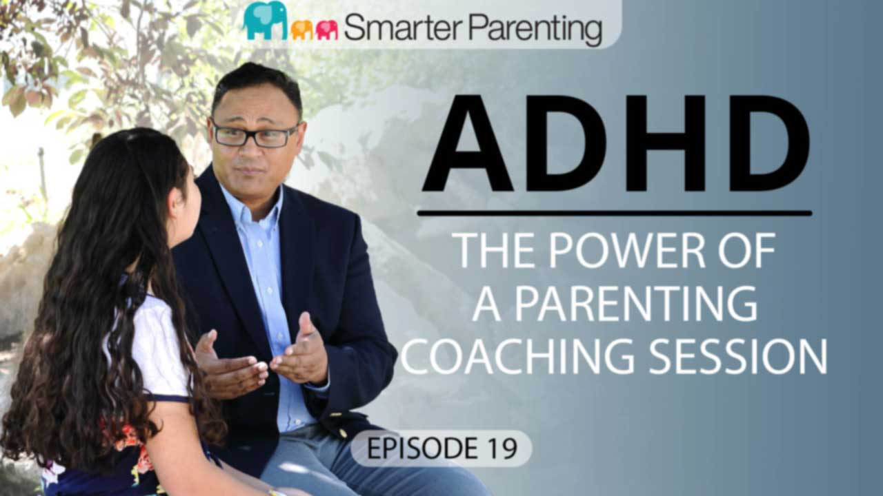 Power of Parenting Coaching - title graphic