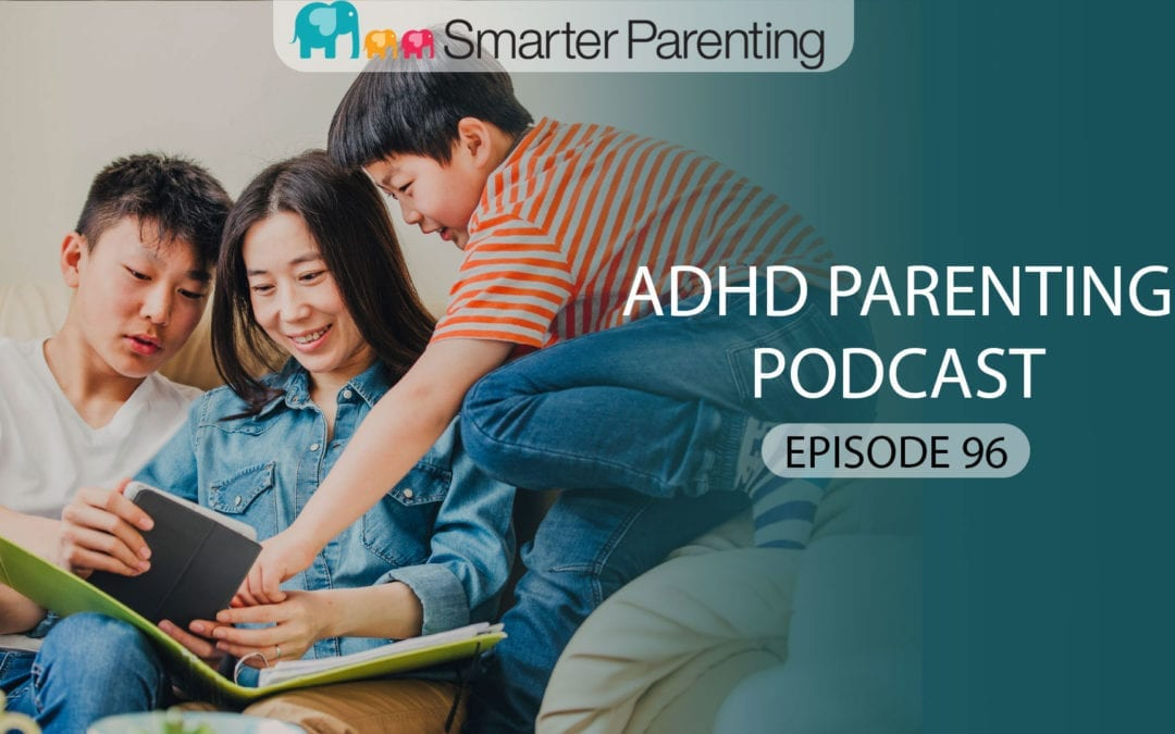 #96: Strengthening emotional connections with your child