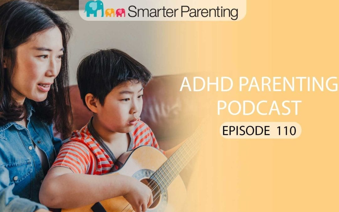 Ep #110: Anxiety management strategies for kid