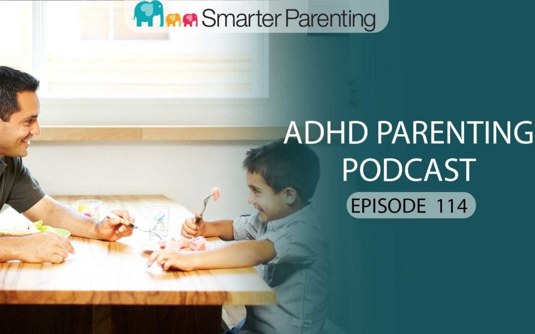 Ep #114: Helping kids focus