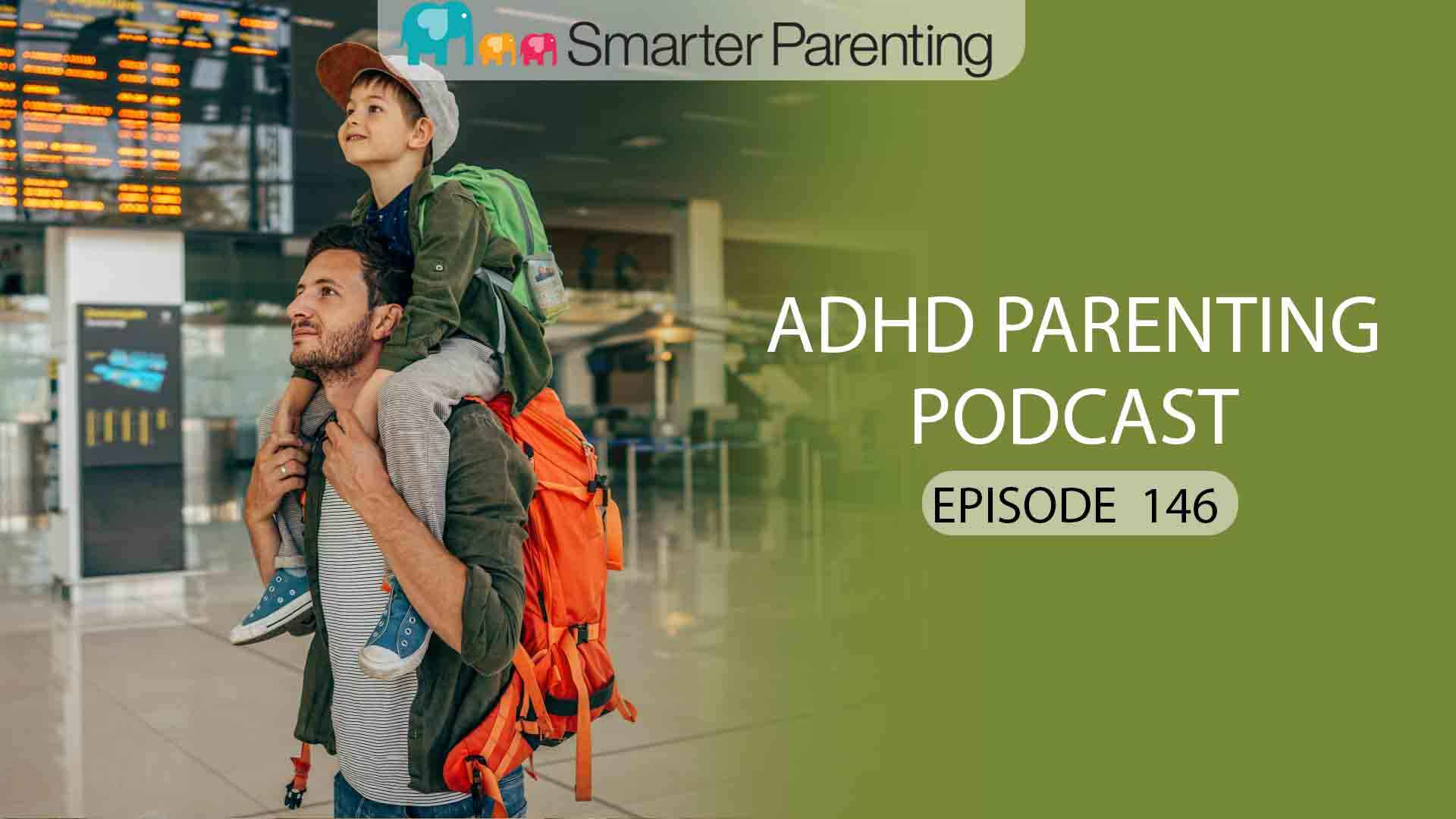 Moving past the ADHD label for your child - title graphic